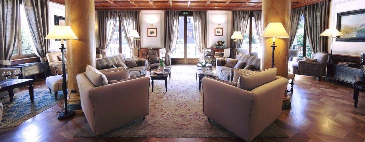 Grand Hotel des Alpes.