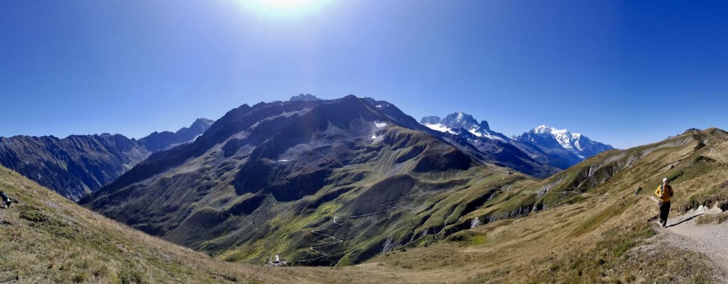 Around mont-Blanc