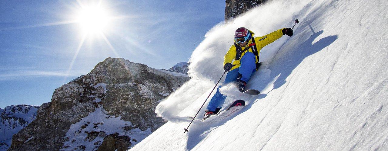pente raide steep track (credit Dan Ferrer)
