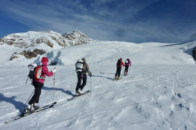 Chamonix-Zermatt Ski touring (crédit photo Franck Moscatello)