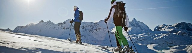 Ski Touring and off-piste