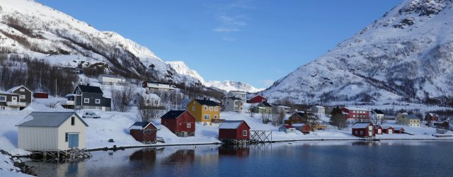 Expedition to Norway Finnmark