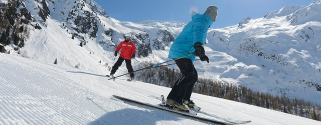 Private Ski & Snowboard Instruction