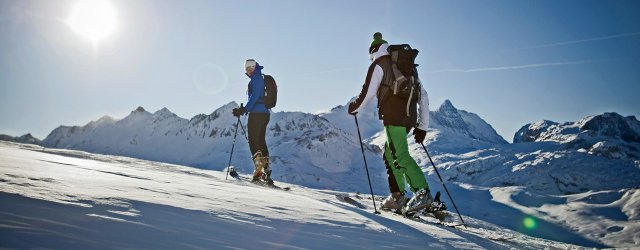 New : Ski touring  training